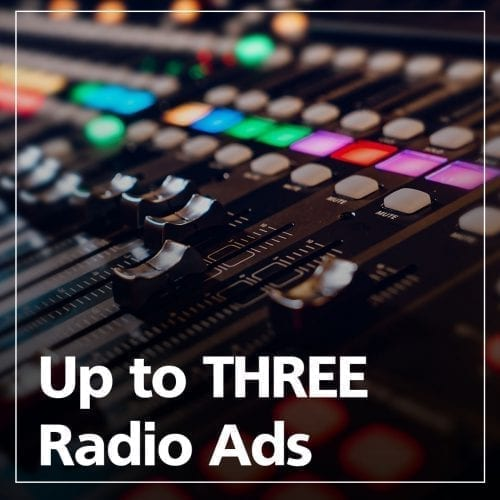 Three Radio Ads - Killerspots