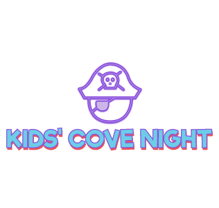 Kids' Cove Night Logo