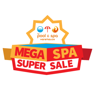 Mega Spa Super Sale Logo
