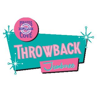 Throwback Jamboree Logo